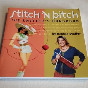 Knitting Books: Stitch 'n Bitch & Vampire Knits